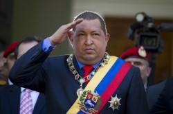 El presidente de Venezuela, Hugo Rafael Chávez Frías, falleció hoy a los 58 años, en Caracas, Venezuela, luego de sufrir complicaciones en el cáncer que lo aquejaba desde mediados del 2011. Así lo informó su vicepresidente y actual presidente en ejercicio Nicolás Maduro.2013